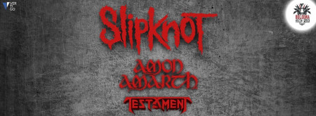 Slipknot + special guest