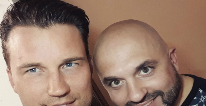 Paolo Ortelli collabora con DJ Antoine