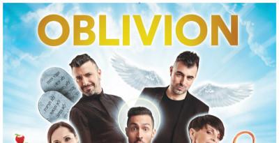 OBLIVION - La Bibbia riveduta e scorretta - dal 23 al 25 novembre - Teatro Celebrazioni, Bologna