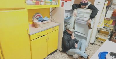 """LUCA COI BAFFI/JOHN IDEA - E' ONLINE IL VIDEO DI """"NICOTINA"""", IL NUOVO SINGOLO"""