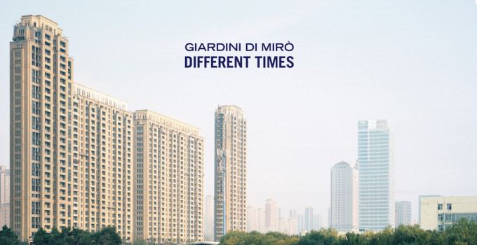 Giardini di Mirò - Different Times