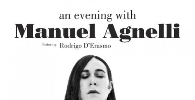 Vertigo presenta:  An Evening with Manuel Agnelli