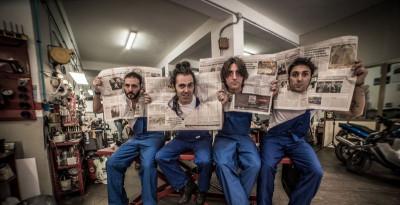 Nightguide intervista JACK & THE  STARLIGHTERS