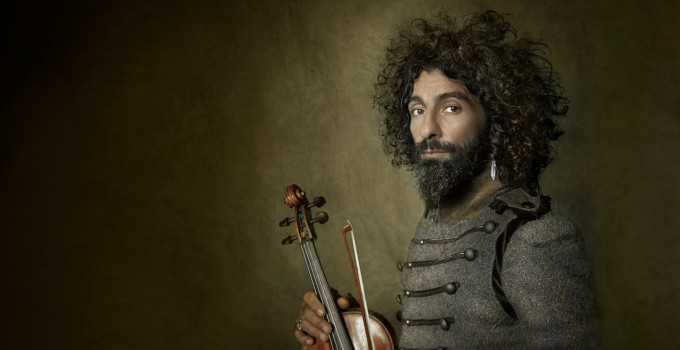 ARA MALIKIAN, mar 11/12 Obihall - parte da Firenze il nuovo tour italiano del violinista