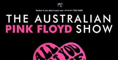 Sonic Park | THE AUSTRALIAN PINK FLOYD SHOW, uniche date italiane nel tour mondiale ALL THAT YOU LOVE