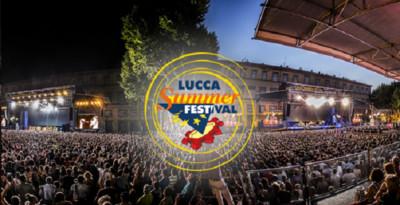 DUE EVENTI IN ESCLUSIVA NAZIONALE PER LA 22° EDIZIONE DEL LUCCA SUMMER FESTIVAL