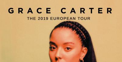 GRACE CARTER: una tra gli artisti più promettenti  dell'anno live in Italia il 6 aprile