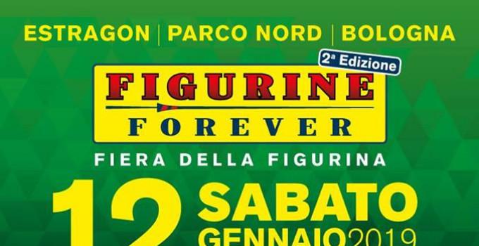 FIGURINE FOREVER – 2^ edizioneIl 12 gennaio 2019 torna all'Estragon di Bologna la fiera della figurina