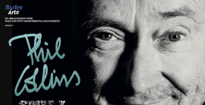 "PHIL COLLINS, lo ""Still Not Dead Yet"" live tour parte il 19 gennaio!"