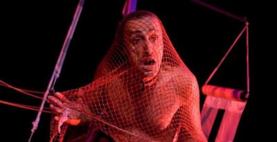 Teatro Concordia - 7/14/21/28 con Antonio Rezza - Civiltà numeriche a confronto. La sconfitta definitiva del significato.
