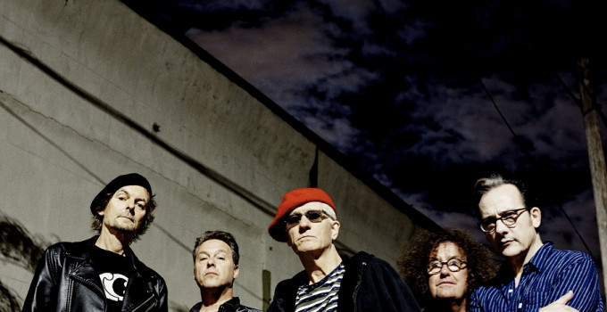 La storica band londinese THE DAMNED special guest dei THE OFFSPRING a Lignano Sabbiadoro il 15 agosto
