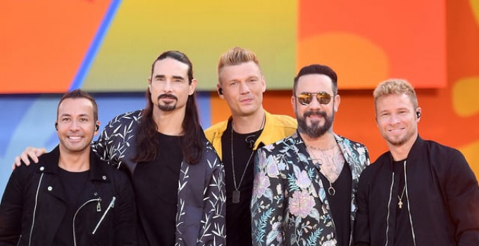 "Backstreet Boys, con ""Dna"" al #1 della classifica di vendita in US e in Canada"