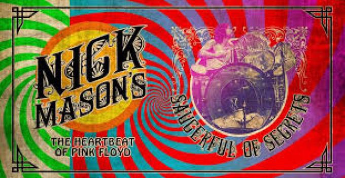 Nick Mason's Saucerful Of Secrets: in Italia cinque imperdibili appuntamenti con la grande musica dei Pink Floyd