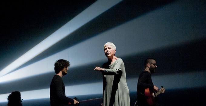 OCCIDENT EXPRESS, ven 15/2 OTTAVIA PICCOLO al Teatro delle Arti Firenze con il testo di STEFANO MASSINI