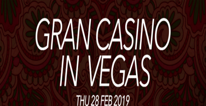 A Roma Strakton Records Gran Casino in Vegas Party