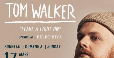 TOM WALKER live a Plan De Corones: special guest FIL BO RIVA