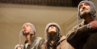 PICCIONI, ven 22/2 al Teatro delle Arti Firenze - Teatro come Differenza con attori in carico ai servizi di salute mentale