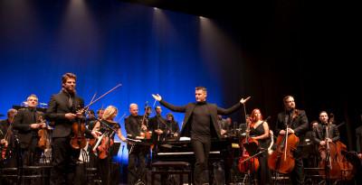 OMAGGIO A MORRICONE, sab 2/3 SYMPHONY ORCHESTRA al Teatro Moderno di Grosseto