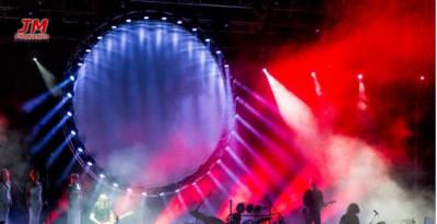 Al FESTIVAL DI MAJANO rivive il mito dei Pink Floyd con il tributo europeo dei PINK SONIC