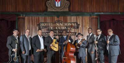 GRUPO COMPAY SEGUNDO -  de BUENA VISTA SOCIAL CLUB    LA FORMAZIONE CUBANA IN ITALIA PER DUE DATE ESTIVE
