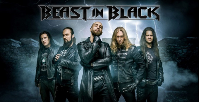 Nightguide intervista i Beast in black
