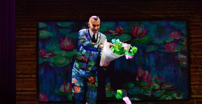 Solo con Arturo Brachetti al Teatro Celebrazioni di Bologna. Una cura per l'anima