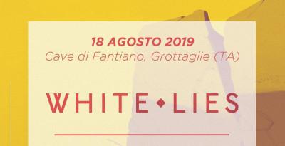 CINZELLA FESTIVAL: White Lies e Marlene Kuntz si aggiungono al cast dopo Franz Ferdinand, Battles, Nu Guinea