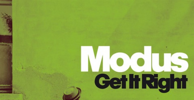 "Modus Dj: esce ""Get it Right"" (Irma Dancefloor)"