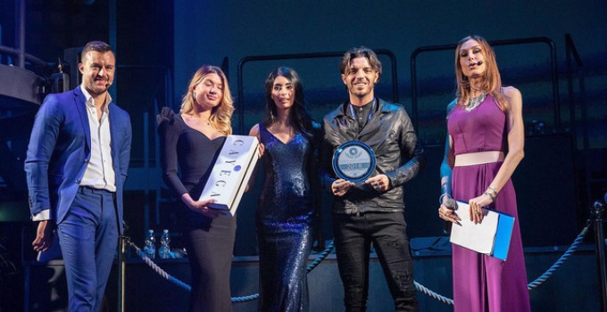 Samuele Sartini premiato ai Dance Music Awards come miglior house dj producer
