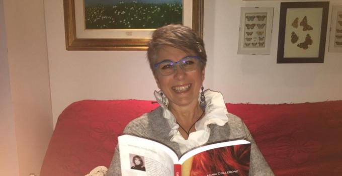 Intervista a Lucia Maria Collerone, autrice del romanzo L'amore brucia come zolfo