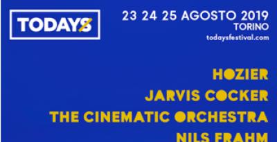 TODAYS FESTIVAL torna a TORINO dal 23 al 25 AGOSTO per la quinta edizione: primi nomi annunciati