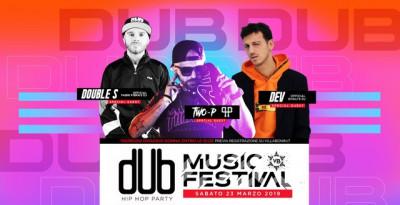 Villa Bonin - Vicenza: 22/3 Cuore Matto Coachella Edition, 23/3 dUb Music Festival