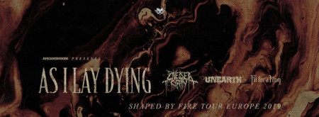 As I Lay Dying + Guests