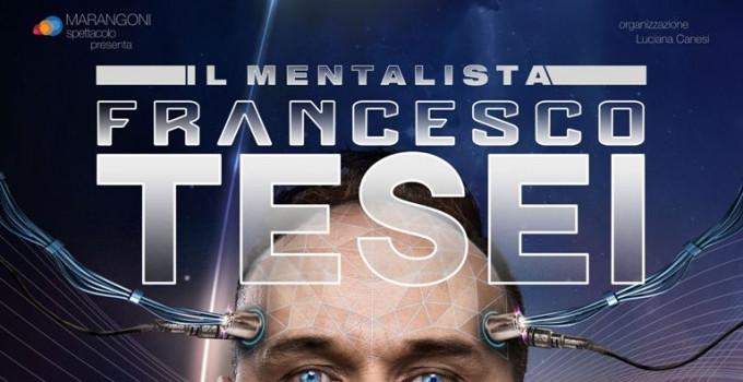 FRANCESCO TESEI - HUMAN - 12 aprile - Teatro Celebrazioni, Bologna