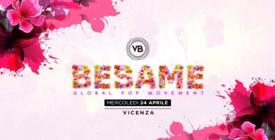 24/04 Besame fa ballare Villa Bonin