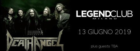 Death Angel + Guests
