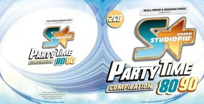 """""""Radio Studiopiù Party Time 80 - 90"""" raccontata da Paola Peroni"""