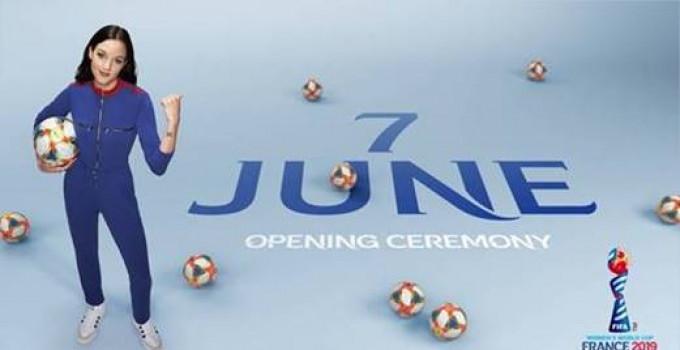 Jain si esibirà alla cerimonia di apertura del campionato del mondo femminile il 7 giugno