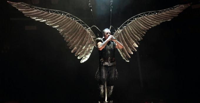 Rammstein e la epicità di un fiammifero