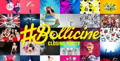 18/5 #Bollicine Closing Party by DV Connection fa scatenare Bobadilla - Dalmine (BG)
