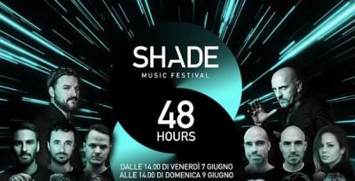7 - 9 giugno 2019: Shade Music Festival 2019 porta a Bergamo i protagonisti della scena elettronica mondiale