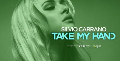 Silvio Carrano, è il turno di Take my Hand (Pink Star - Sirup)