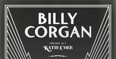 BILLY CORGAN - KATIE COLE aprirà le sue tre date estive in Italia!