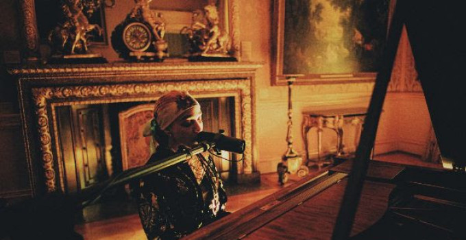 FKA TWIGS   PUBBLICA IL VIDEO 'CELLOPHANE, LIVE AT THE WALLACE COLLECTION '