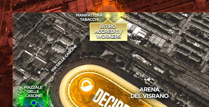 Decibel Open Air: il 22 e 23 giugno alla Visarno Arena con le stelle dell'elettronica mondiale