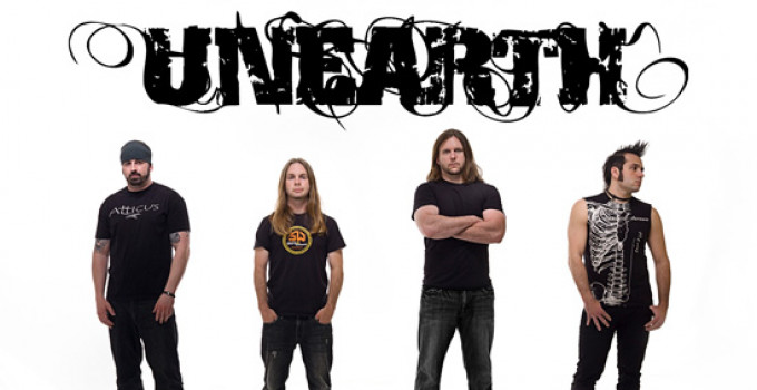 UNEARTH - nuovo video e nuovo tour