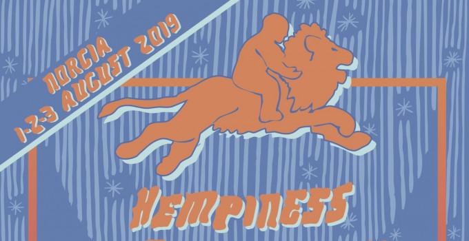 HEMPINESS MUSIC FESTIVAL (NORCIA, 1-3.08): annunciati nuovi protagonisti del festival