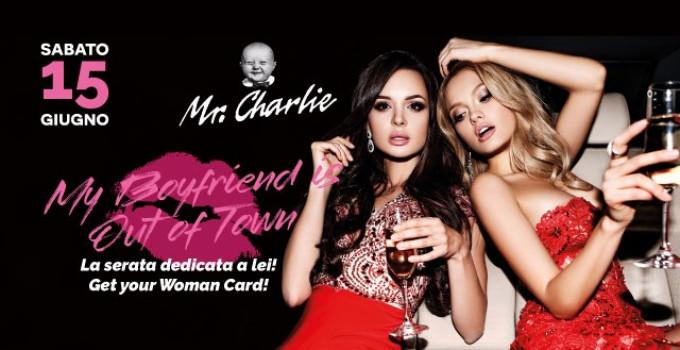 Mr.Charlie - Lignano (UD): il 3 agosto 2019 arriva Elettra Lamborghini, dinner show da sogno e... My Boyfriend is out of Town!