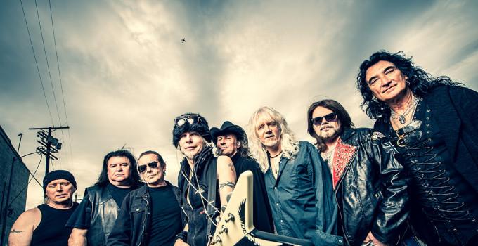 """MICHAEL SCHENKER FEST pubblicano il primo singolo e video """"Rock Steady"""". Iniziati i pre-ordini del disco."""