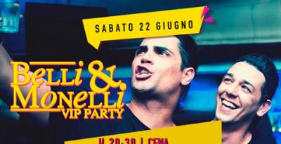 Pelledoca Music Restaurant - Milano: 22/6 Belli e Monelli con Biagio D'Anelli e Giancarlo Romano